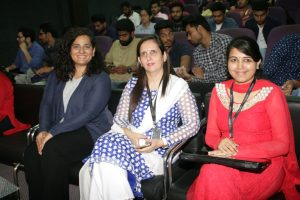 """Alumni Talk on""""How to get a research based position after B.Tech."""""""