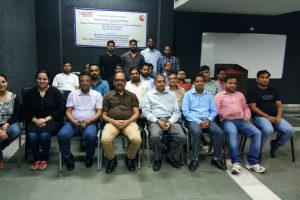 "Department of Mechanical Engineering, MRIIRS organized ICT based Short-term course on ""Advanced Manufacturing Methods"""