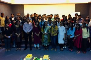 Guest Lecture by well-known business strategist & author – Ms. Anisha Motwani
