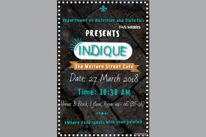 INDIQUE The Western Street Cafe