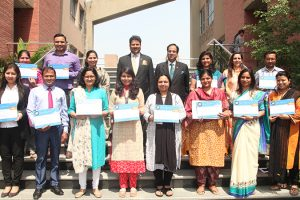 Inspire Faculty Excellence Awards 2017