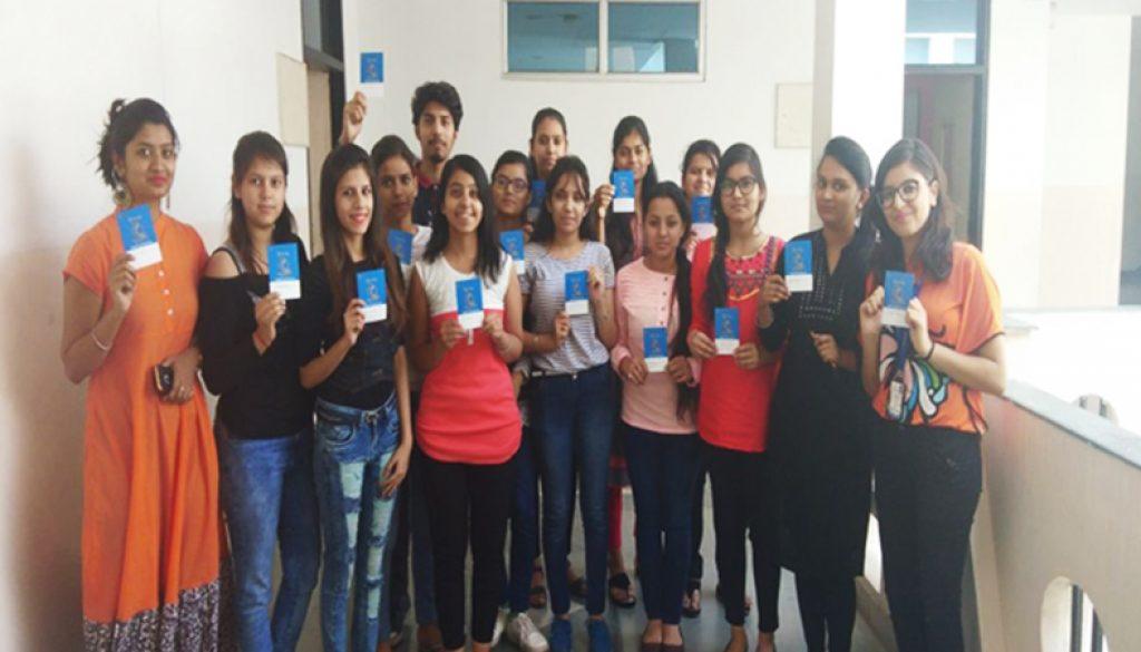 Manav Rachna celebrated World Water Day 1