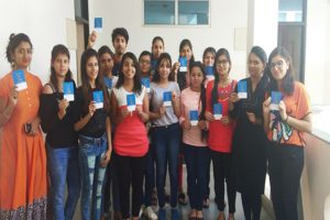 Manav Rachna celebrated World Water Day