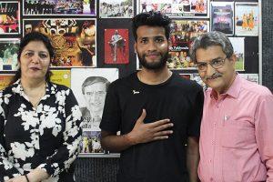 Mr Varun Tuteja Visited Manav Rachna Campus