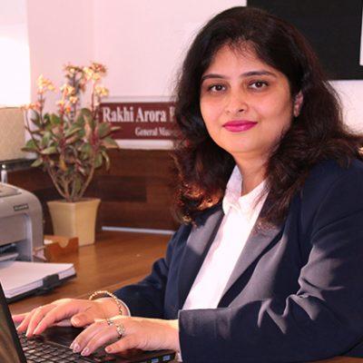 Ms. Rakhi Arora Pruthi