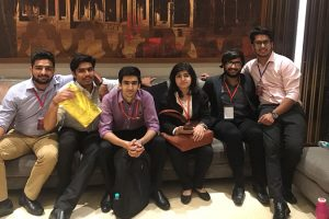 Participation of DBS Students in Leadership Olympiad
