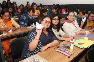 Puppetry Workshop at MRU
