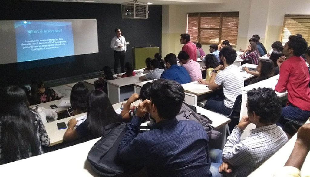 Session on Life Insurance Operations