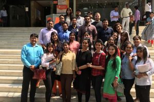 Students Participated In Financial Education Program
