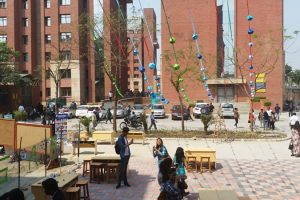 Students of Architecture participated in Youth Fest 2018