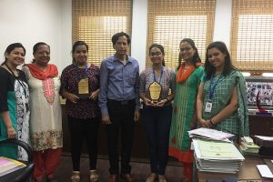 Students of Nutrition and Dietetics Win Accolades at International Conference