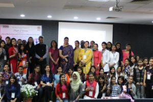 Manav Rachna celebrated International Women's Day in association with NHRC