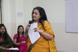Workshop On MeToo On the First Day Of Swayam Sidha
