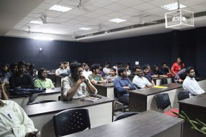 Workshop on Setting Up an Enterprise on March 20, 2018