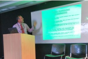 "Expert Lecture on ""Technology Management Issues of Indian Aeronautics Sector"""