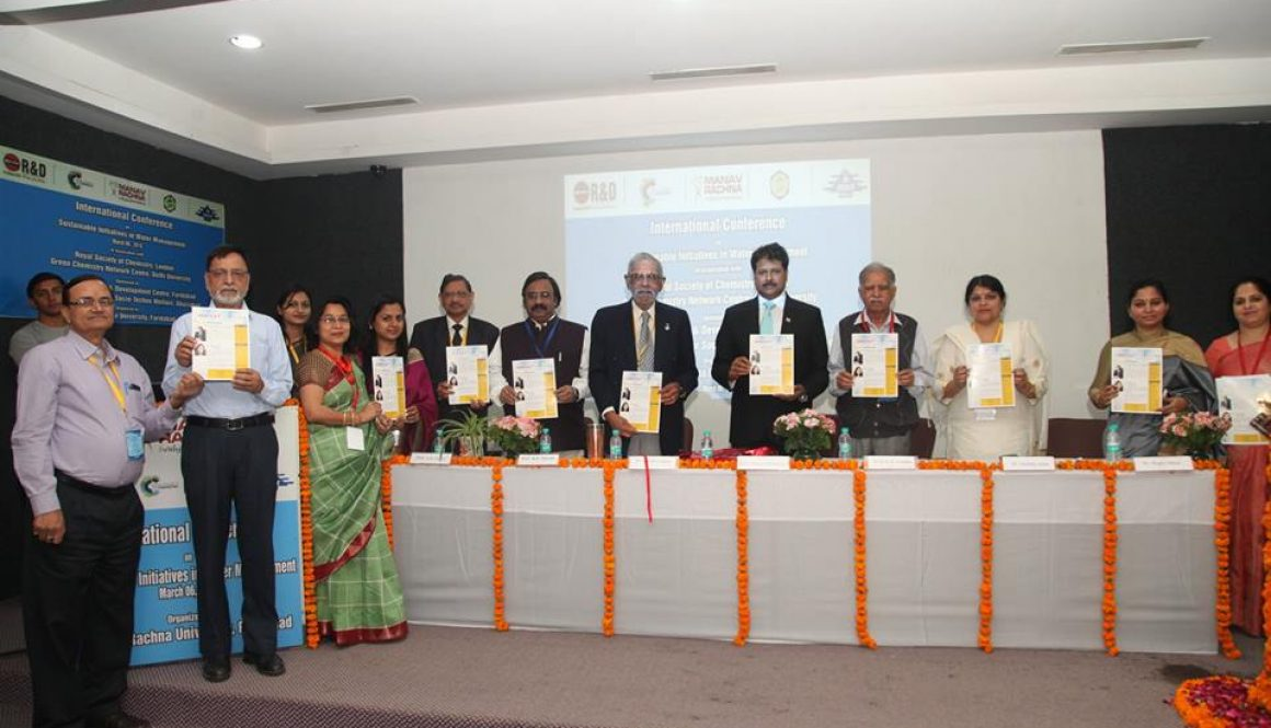 International Conference On Sustainable Initiative In Water Management