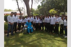 Industrial Visit to Vita Milk Plant – Ballabhgarh