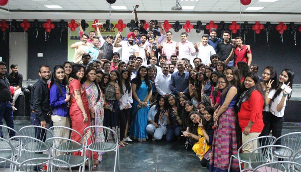 Alumni Meet SANSMARAN-2K18