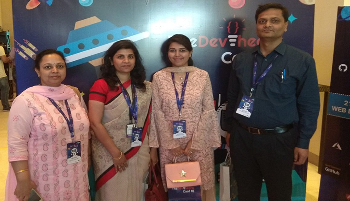 CSE Faculty of MRU attended TheDevTheory Conference 2018