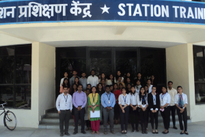 Chemistry Students visited Nuclear Power Corporation of India, Narora