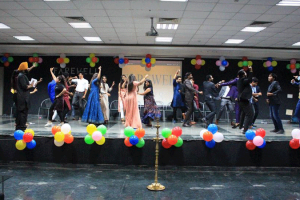 FET bade Farewell to the students of Batch 2014-18