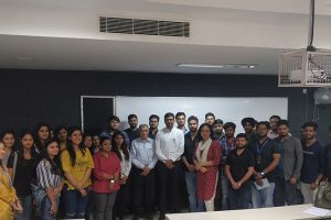 Guest Lecture by the Start-up Leader by Escorts Group
