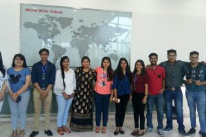 Industrial Visit to Yakult for Student