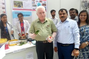 Innovative Food Products' prepared by Department of Nutrition and Dietetics