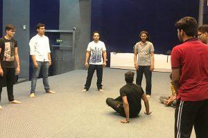 KoD Actor at Manav Rachna under TARANG