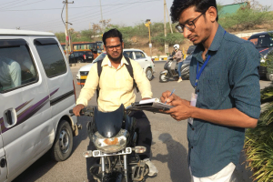 Road Safety Week at Manav Rachna