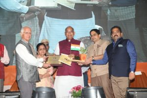 Eight Stalwarts honoured at the second edition of Manav Rachna Excellence Awards by the Hon'ble Governor of Haryana