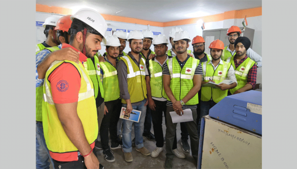 Students-of-B.Tech-(Civil)-visited-RMC-Readymix