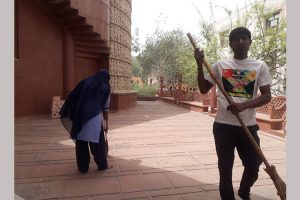 Swacch Bharat Abhiyaan - Shiv Mandir Saink Colony
