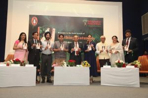 """Book """"Birthing Naturally' launched at Manav Rachna"""