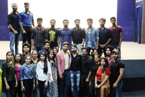 Celebrity Master Class for Fashion Society Students of Manav Rachna