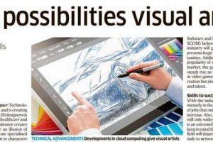 Deccan Herlad,Visual Arts Special Story,3rd May18