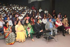 FMS interacted with Engineering Students