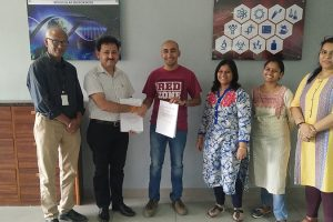 MRIIRS Signed a MoU with SeqIndia Labs Private Limited