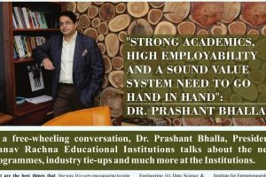 Mail Today,Free-Wheeling Conversation With Dr. Prashant Bhalla, 14th May'18