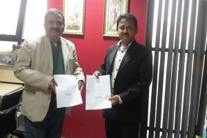 MoU between MRIIRS and Reinste Nano Venture