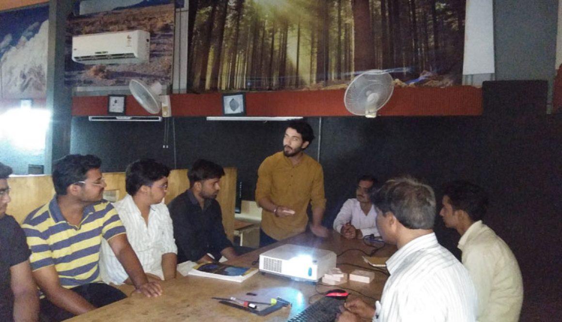 Workshop on Rapid Prototype Milling Machine