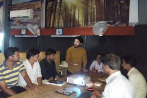 Workshop on Rapid Prototype Milling Machine