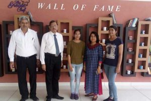 Visit to Siddharth Grease and Lubes by Chemistry Department