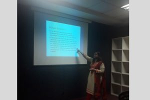 Faculty Research Colloquium onIndianRailways Tourism Products