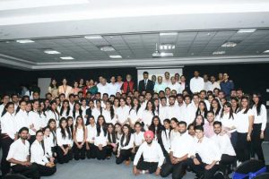 'Concluding Ceremony' for outgoing MBA students (Batch: 2016-18)
