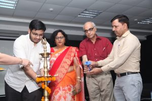 Two-day program for 240 SLOs at Manav Rachna