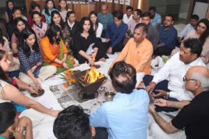MRCFL organized an auspicious Hawan Ceremony