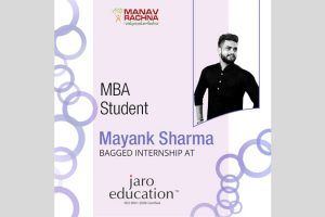 MBA Internship at Jaro Education