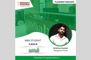 Management Trainee, Indiabulls Ventures