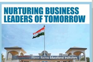 TOI, Nurturing Business Leaders of Tomorrow, 8th June'18